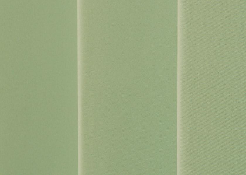 生地アップ 明るい緑の爽やかなカーテン