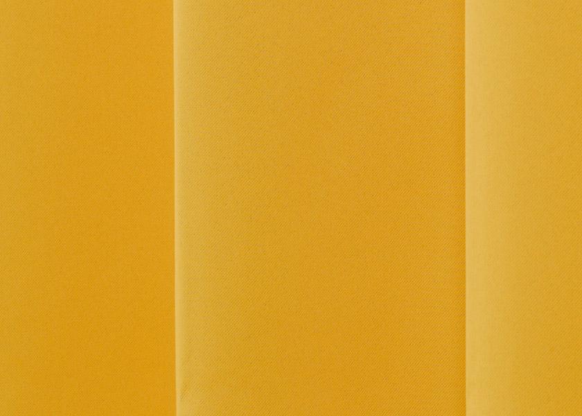 生地アップ 子供部屋におすすめな明るい黄色のカーテン