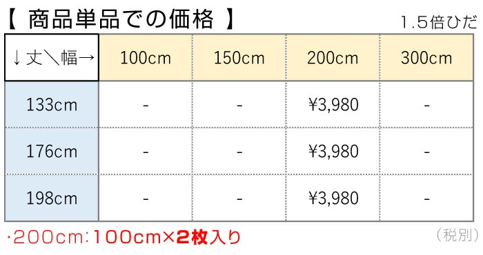 レース価格